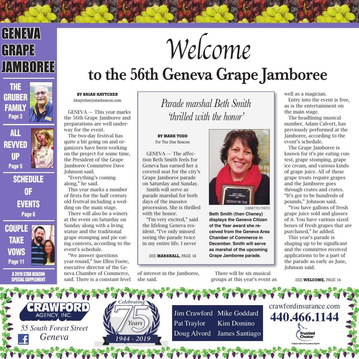 2019 Grape Jamboree