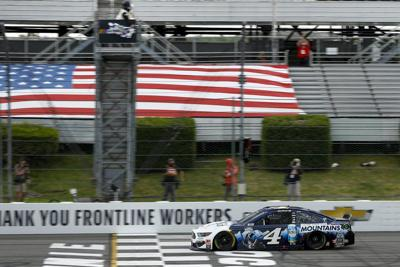 Harvick knocks off Pocono from winless list