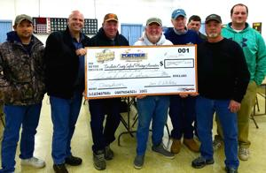 $1,000 raised in support of local watermen