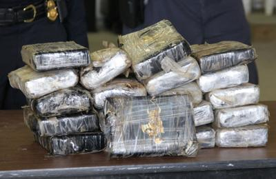 Cocaine seized from ship in Chesapeake Bay