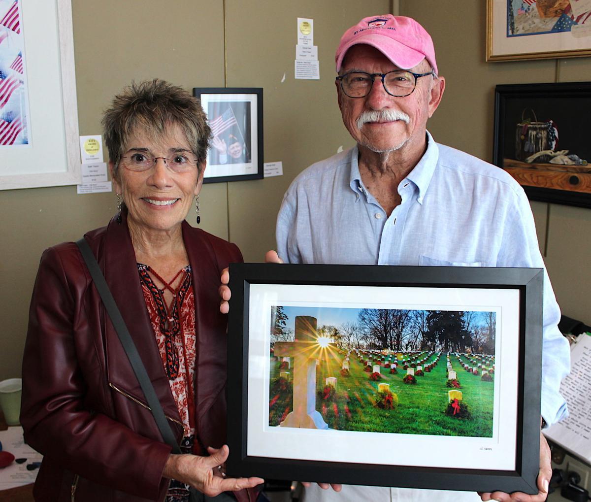 "KIFA ""Honor Our Veterans"" exhibit '19"