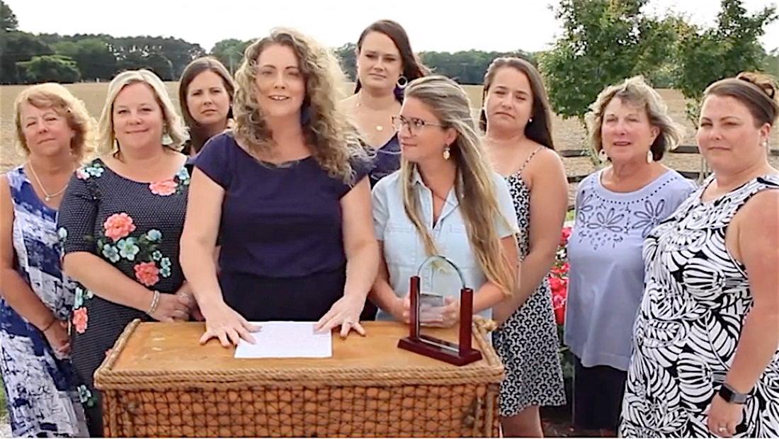 William Donald Schaefer Award — Queen Anne's County