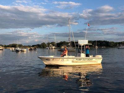 ShoreRivers' pumpout boat season begins