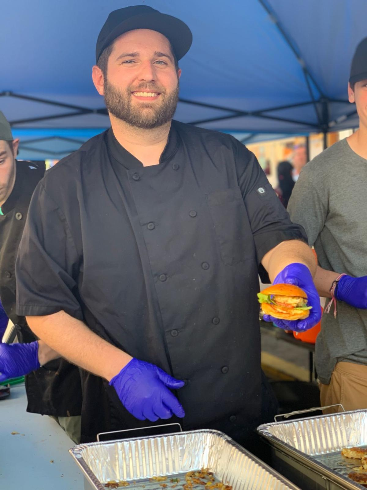 Black Water Bakery's crab soup wins Taste of Cambridge cook-off