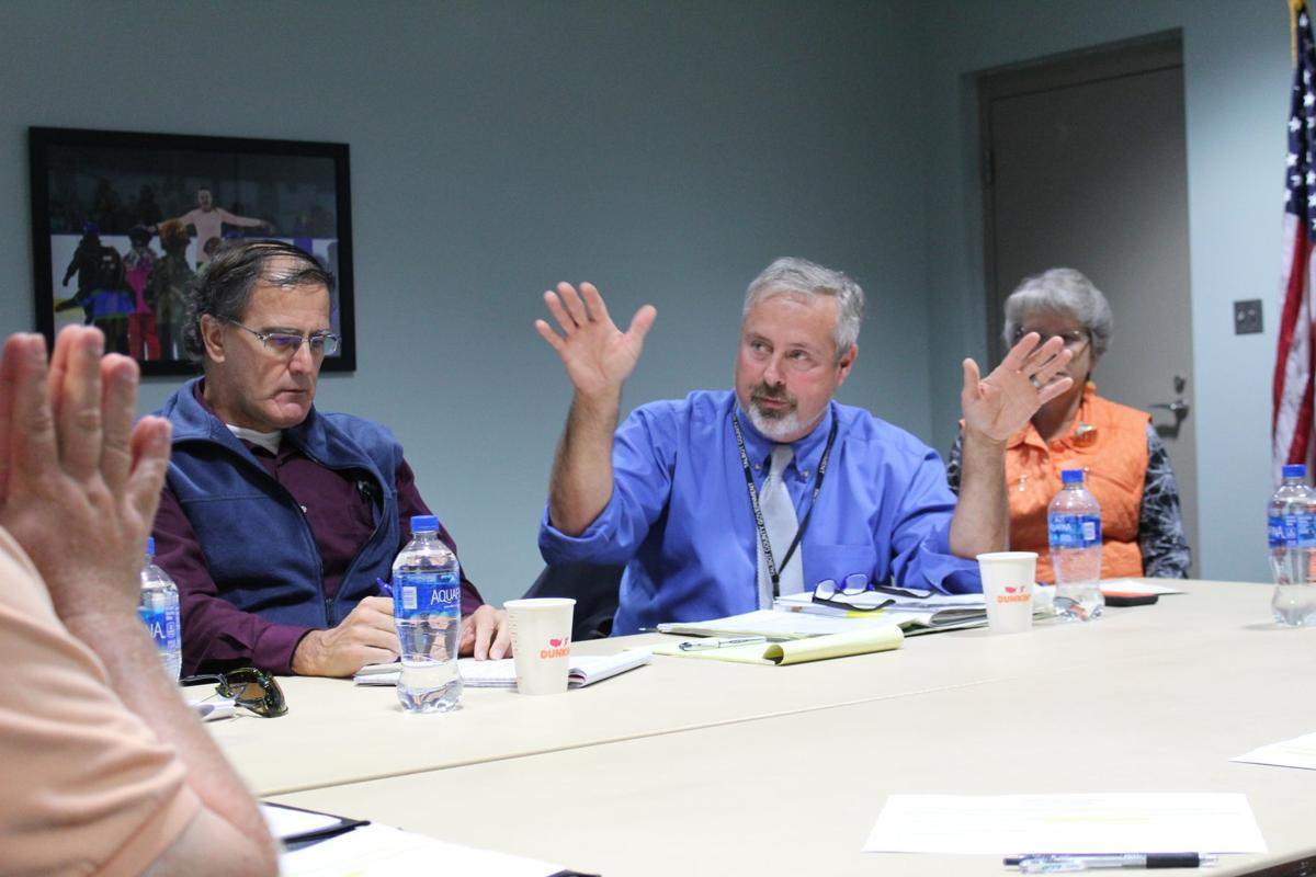 Contractors raise concerns about proposed county recycling center