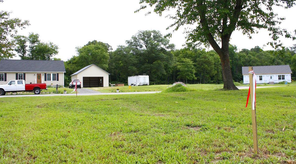 Williamson Acres construction