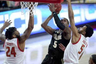 Purdue Maryland Basketball