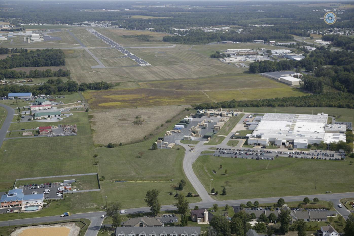 Airport Runway 2
