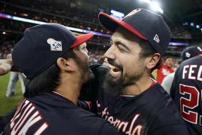 Cole, Rendon among 131 free agents on market