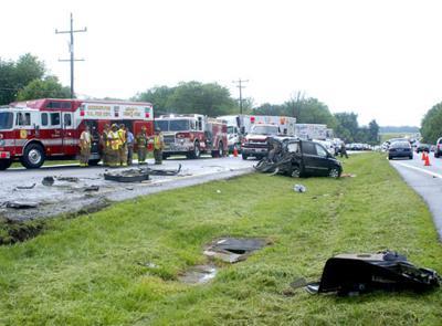 Crash near Wye Mills backs up Route 50 traffic | Local