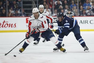 Capitals Jets Hockey