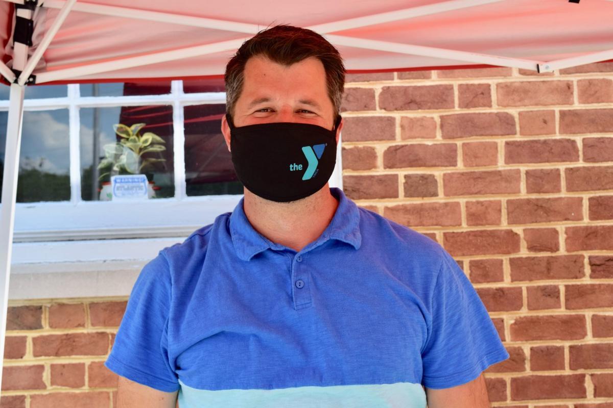 Derek White, Easton Family YMCA Executive Director