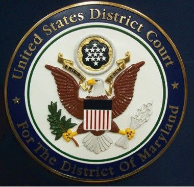 US District Court of Maryland