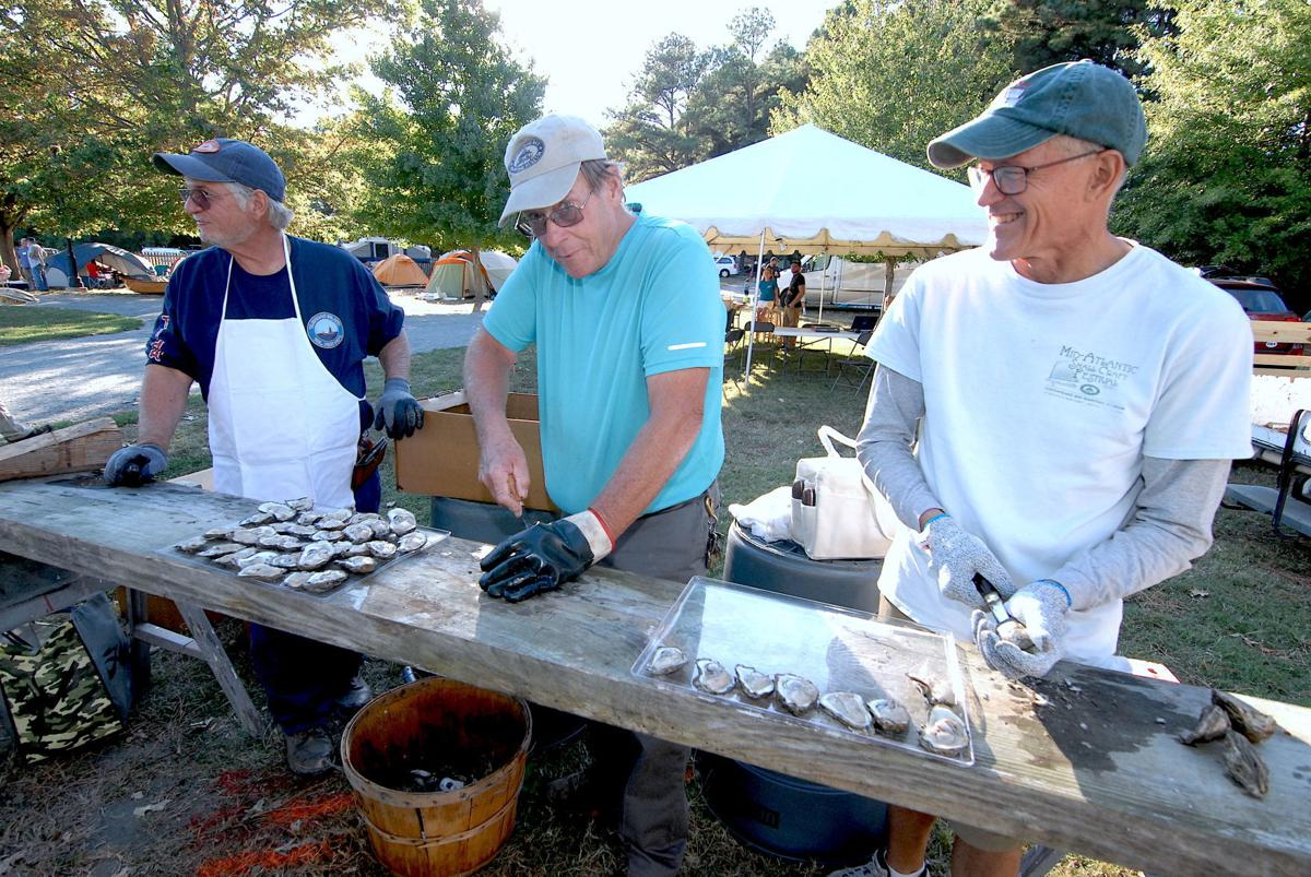 Mid-Atlantic Small Craft Festival this weekend