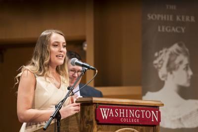 Baltimore woman wins Kerr prize