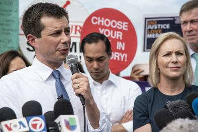 2020 candidate Buttigieg says he raised $24M in 2nd quarter