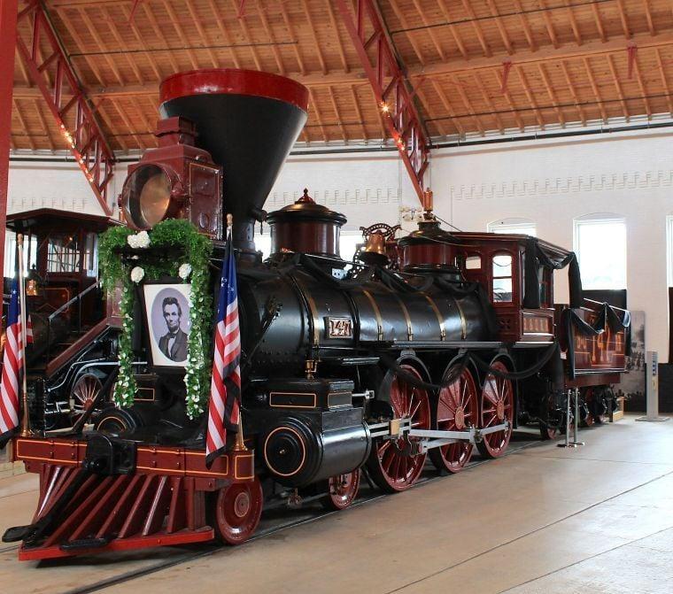 B O Railroad Museum Commemorates Lincoln Funeral Train Local