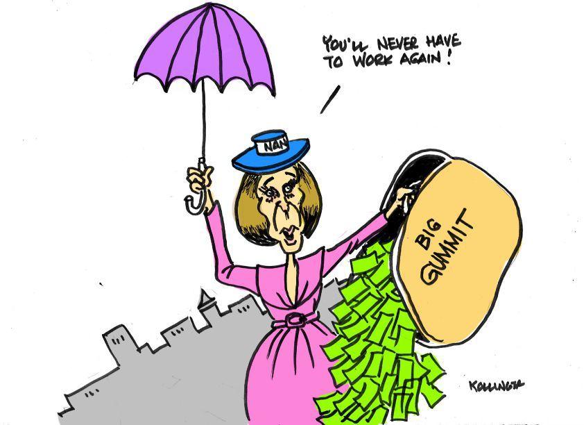 Pelosi Poppins