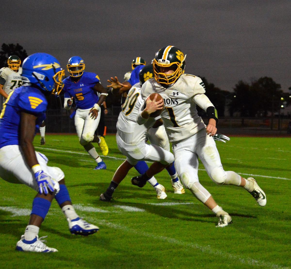 High School Football: Queen Anne's at Wicomico