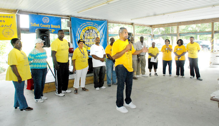 State Conference of NAACP branches meet in Talbot