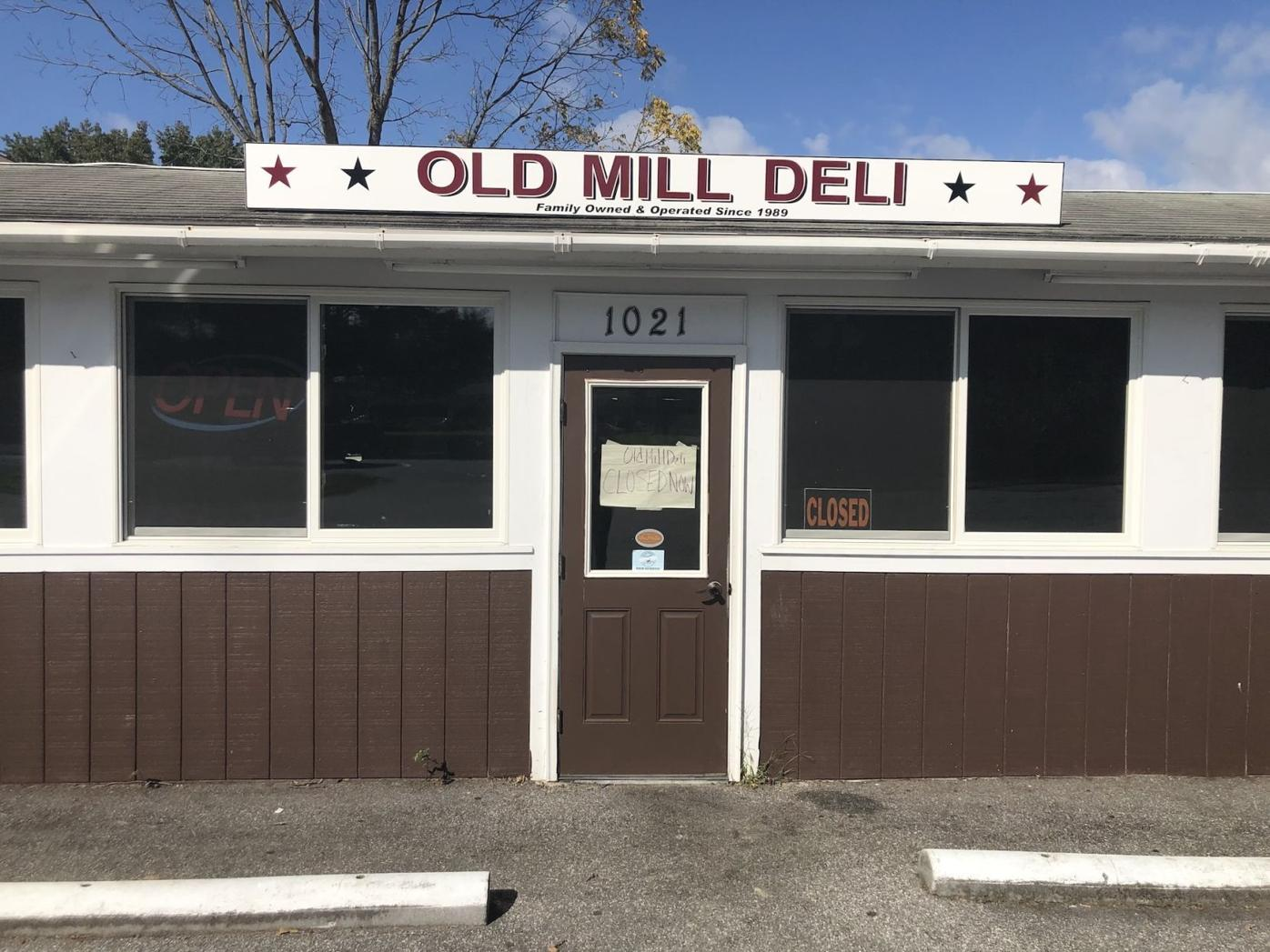 Old Mill Deli Closes After 31 Years Local Stardem Com
