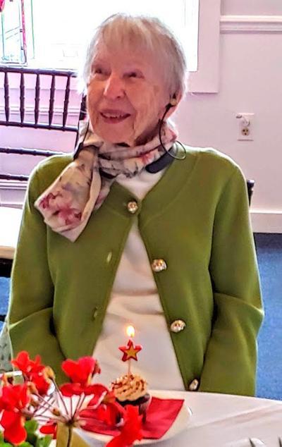 Kitty Kneessi celebrates 100th birthday