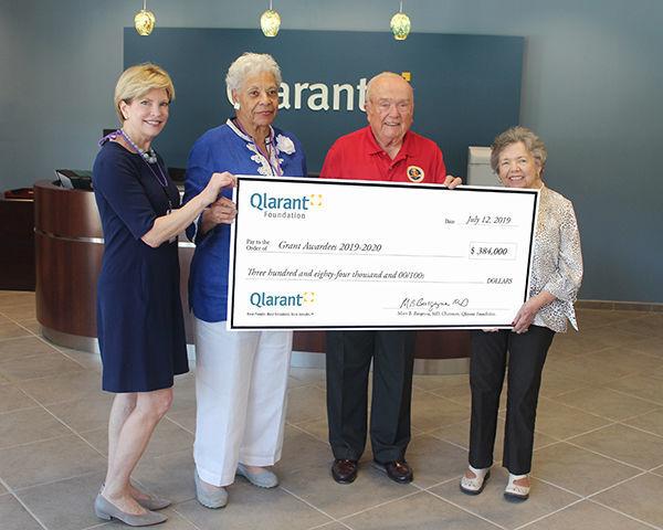 Qlarant Foundation hosts reception for 18 charities