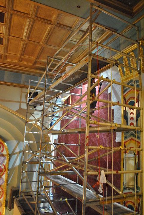 Renovations underway at Avalon Theatre