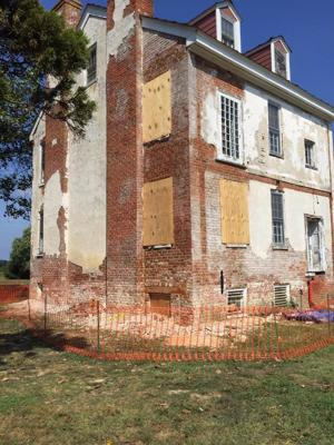 Women's history museum continues restoration efforts