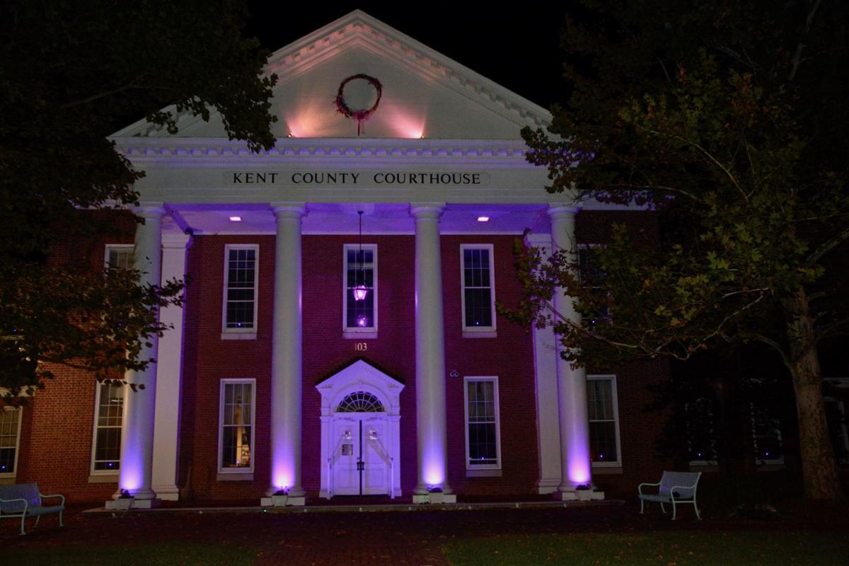 Kent gets its purple on for a second year