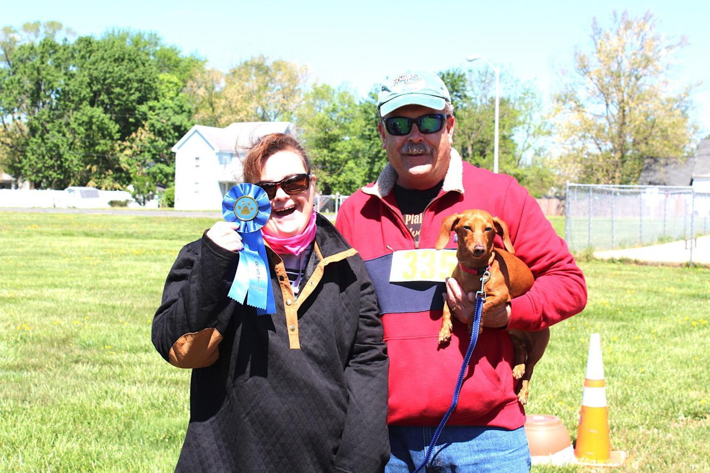 Caroline Chamber of Commerce Amateur Dog Show