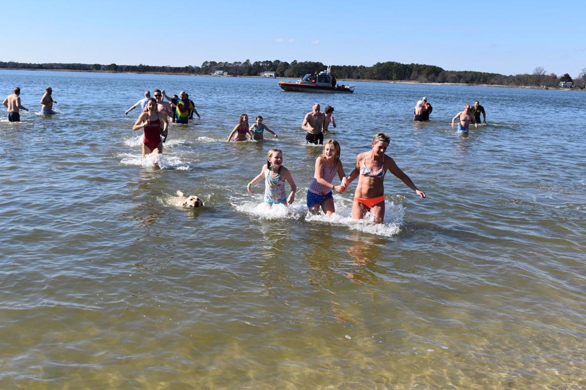 Oxford Polar Dip raises $15K for Camp Sunshine