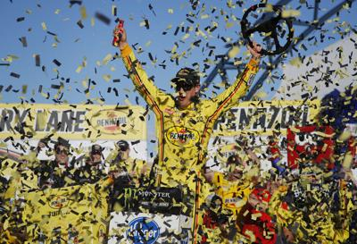 For now, Monster Energy Cup Series a two-team show
