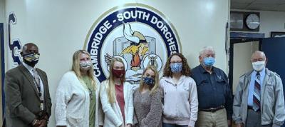 CSD students receive Ruritan scholarships