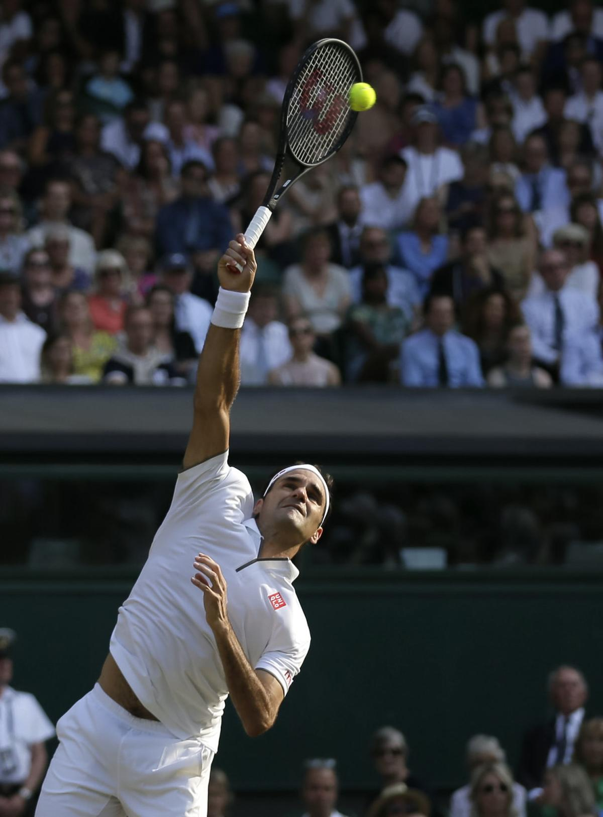 Federer and Nadal to play at Wimbledon for first time since 2008