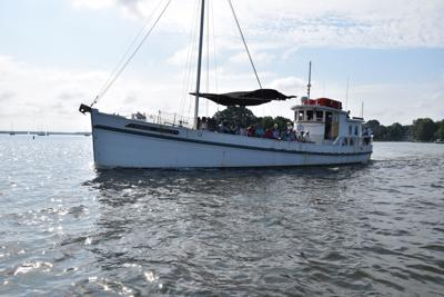 CBMM offers ecology cruises aboard Winnie Estelle