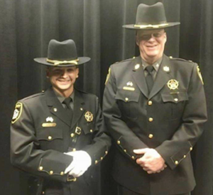 Talbot County Sheriff's Office hires two new officers