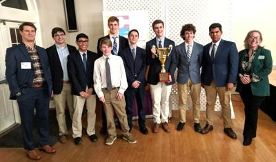 Saints Peter & Paul students take home top ACE trophy