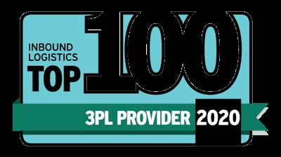 Inbound Logistics names Choptank Transport to 'Top 100' list