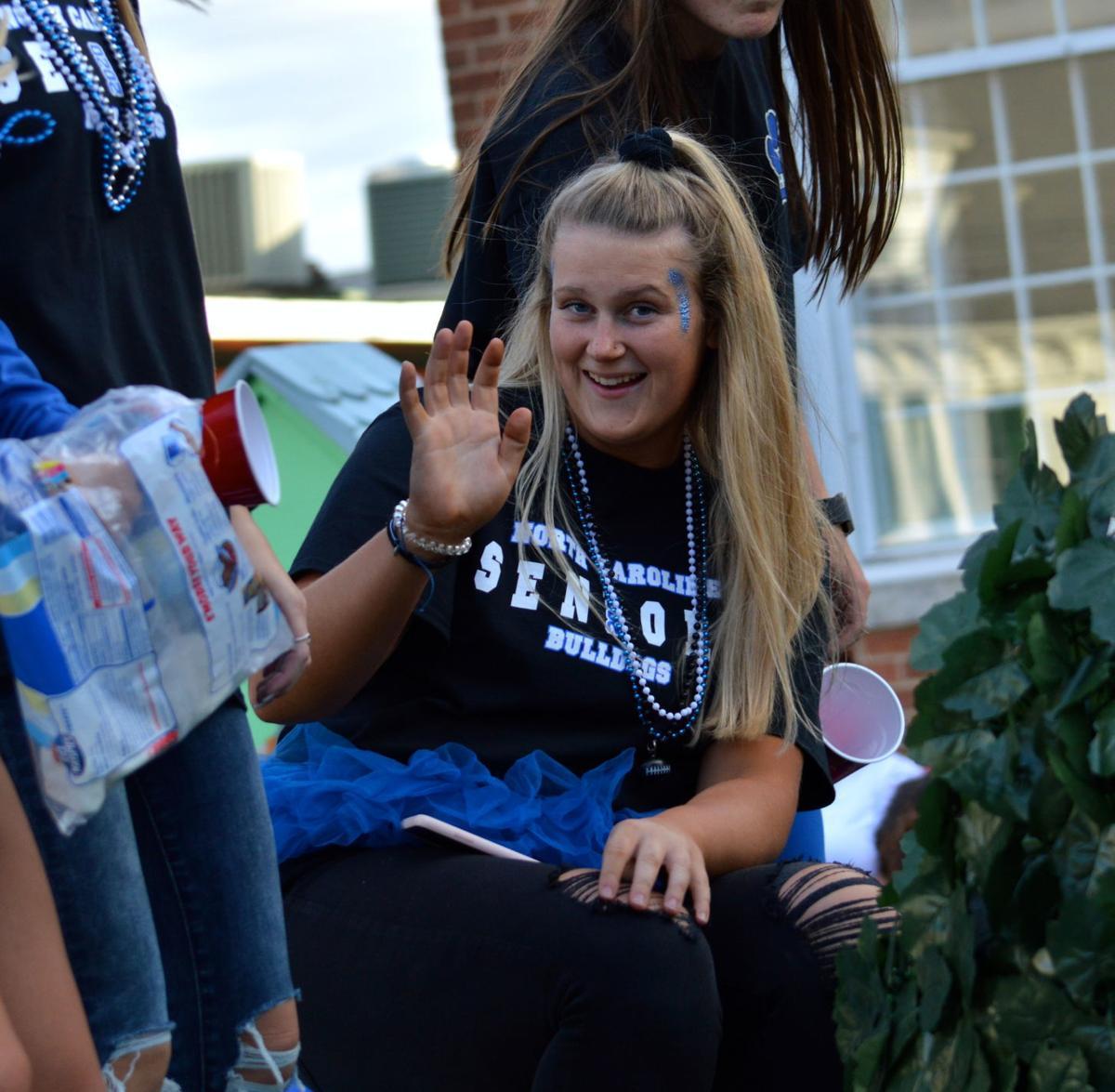 2019 North Caroline High School Homecoming Parade