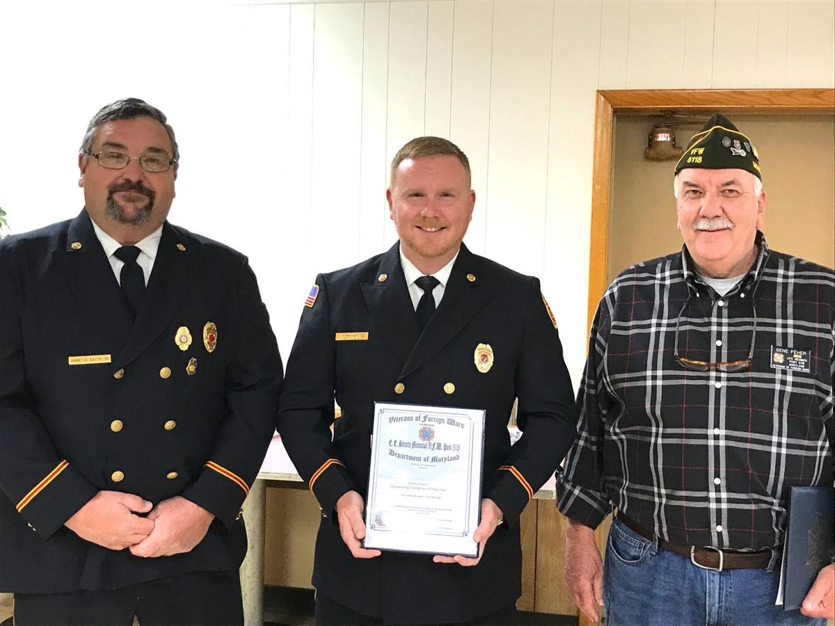 Outstanding Talbot first responders recognized