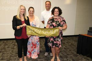 Talbot Schools recognized for positive behavior interventions program