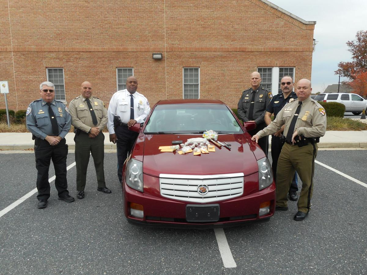 Talbot drug task force nets largest heroin bust in county | Police