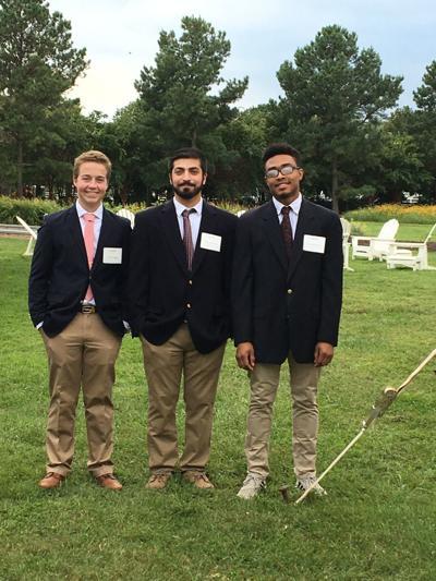 Three graduate from First Gear program