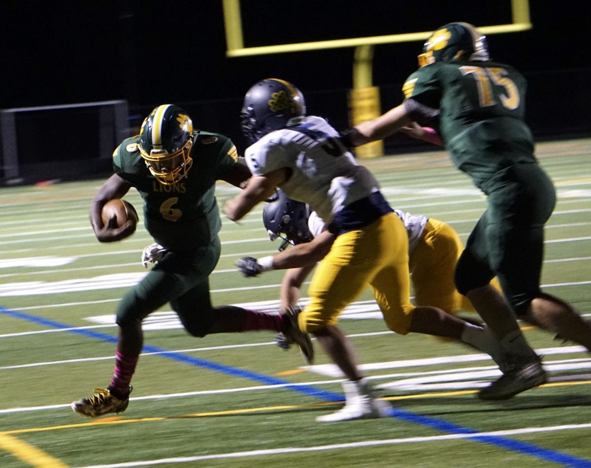 High School Football: Queen Anne's County vs. Kent County