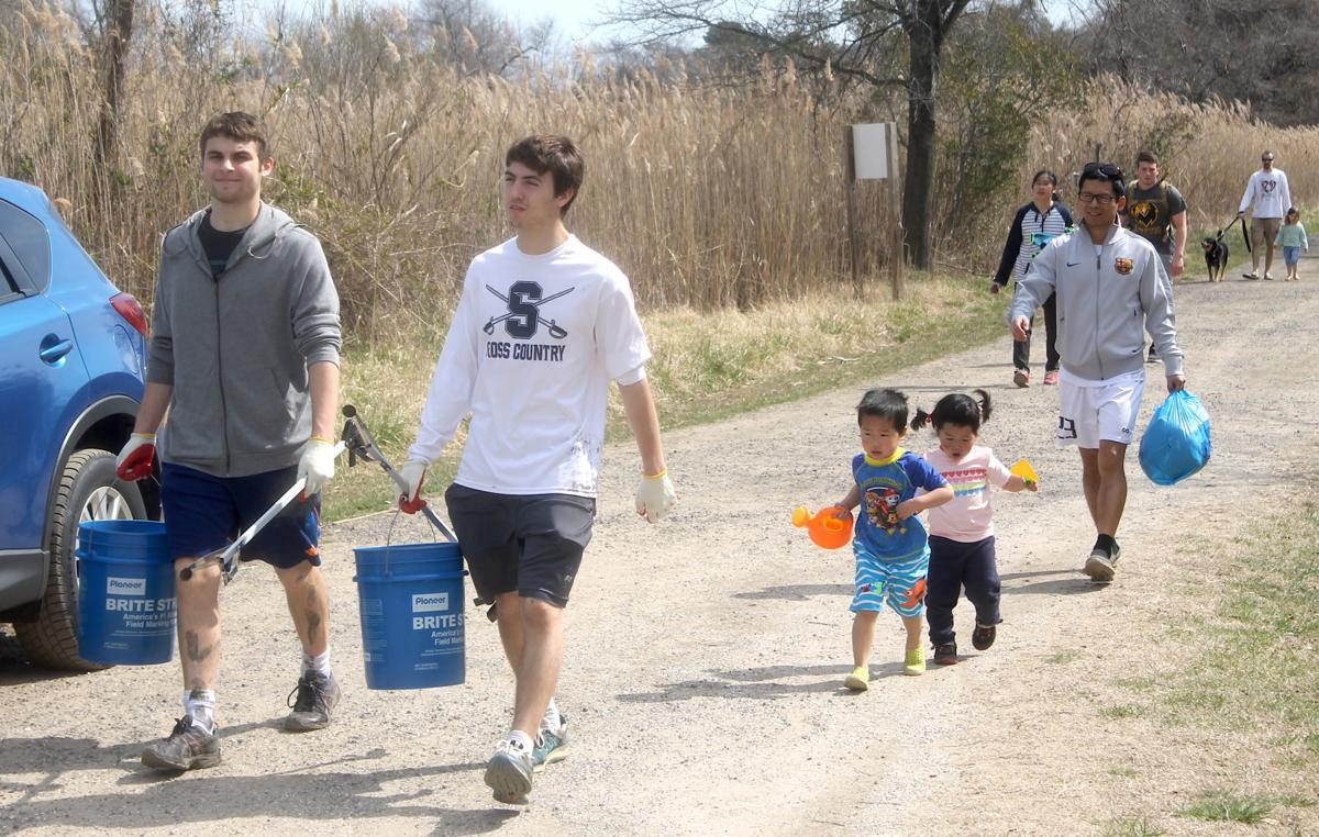 Kent Island Beach Cleanups