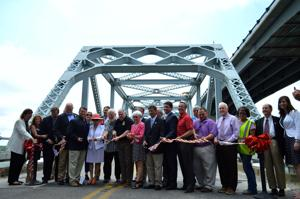New Dover Bridge officially opens