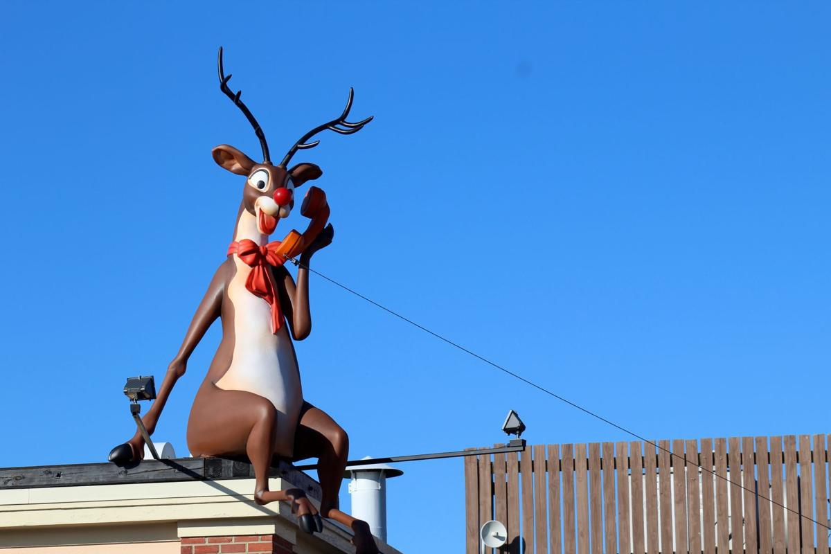 Easton Rudolph holiday tradition continues   Local ...