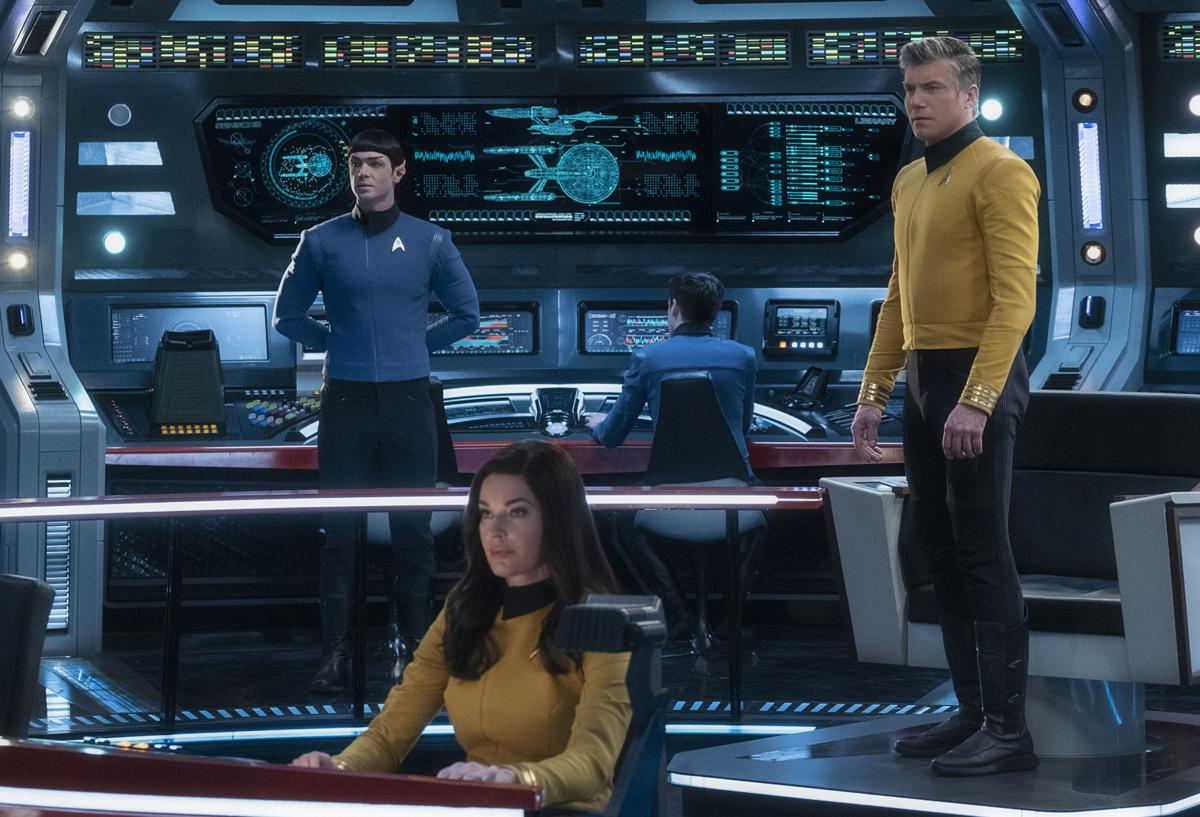 Kirk 2.0: Capt. Pike of new 'Star Trek' a welcome new icon