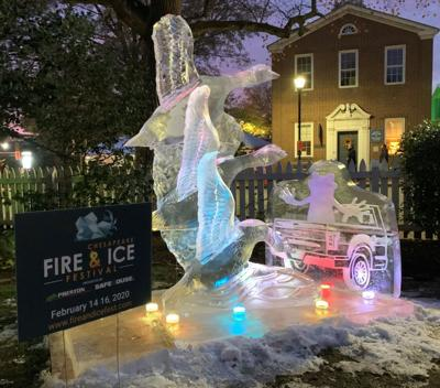 Fire and Ice Festival starts Friday